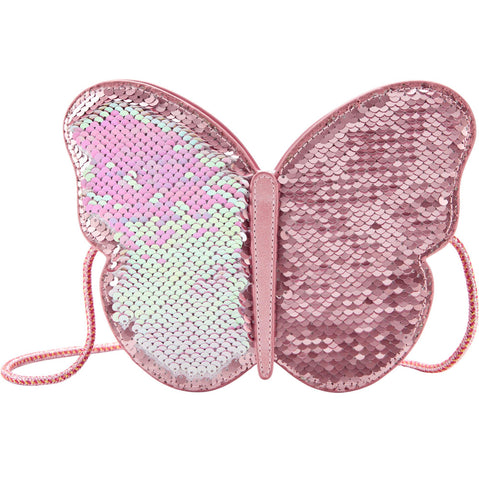 Oshkosh Flip Sequin Butterfly Crossbody