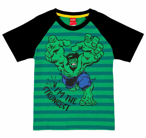 Hulk 'I'm the Strongest' T-Shirt