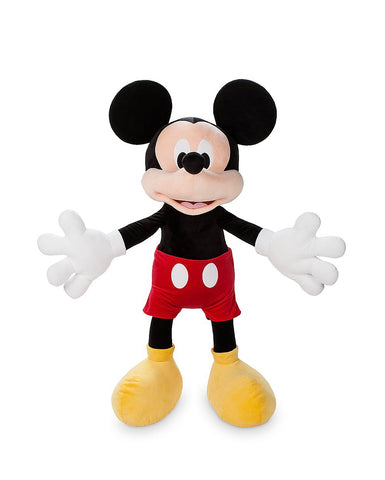 Mickey Mouse Plush – Jumbo