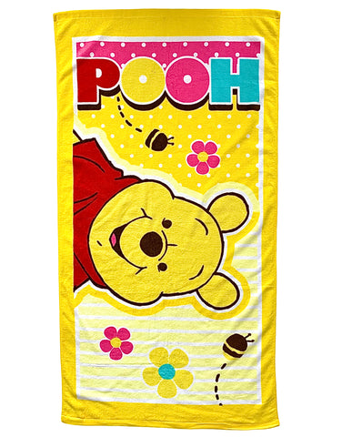 Winnie The Pooh' Terry Towel