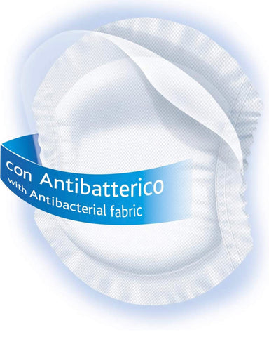 Chicco Natural Feeling Antibacterial Breast Protection Pads 30pcs