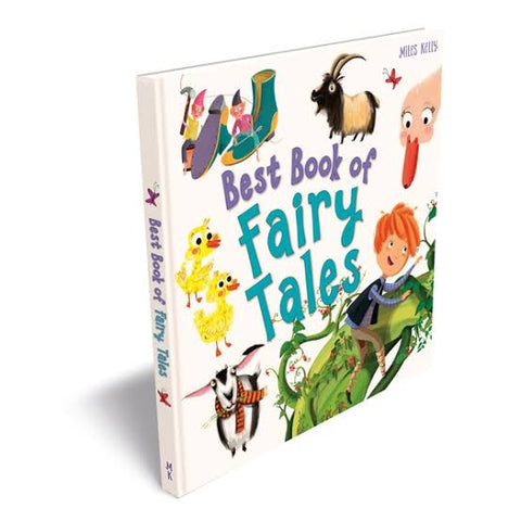 Miles Kelly Best Book of Fairy Tales