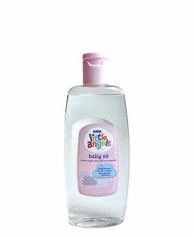 ASDA Little Angels Baby Oil