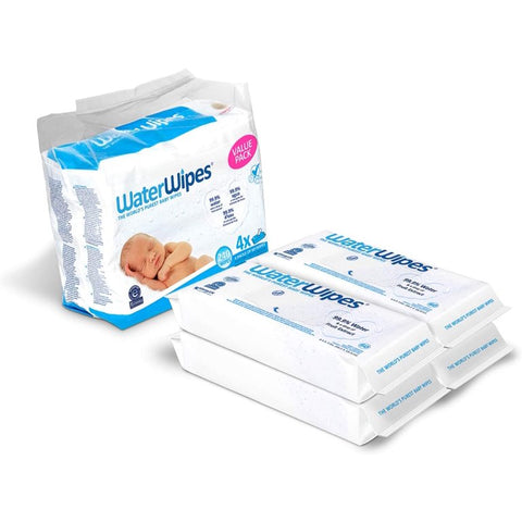 WaterWipes Sensitive Baby Wipes 60 Count