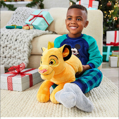 Simba Plush – The Lion King Yes