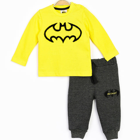 Batman Baby Boys' T-shirt & Joggers