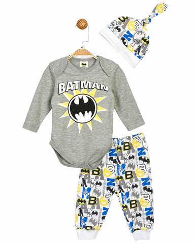 Batman Baby Set - 3PC