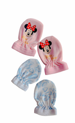 Disney Baby Minnie Mouse Mittens - Bow