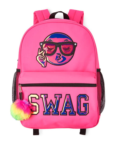 Girls SWAG Backpack & Lunchie