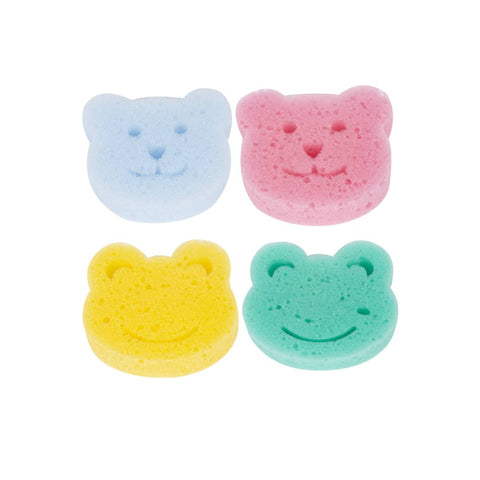 Baby Soft Foam Sponge - Cat