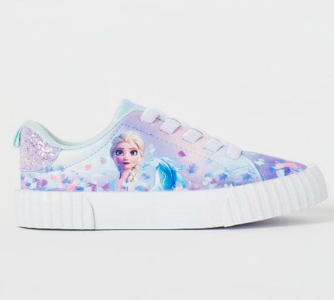 Frozen Slip On Sneakers