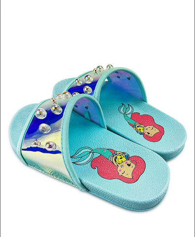 Ariel Slides for Girls