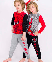 Spiderman Boys Jammies