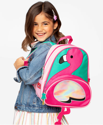 Skip hop Little Kid Backpack - Flamingo