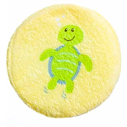 Luvable Friends Baby Sponge - Yellow