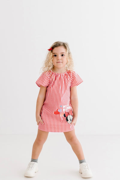 Disney's Minnie Mouse Toddler Girl Dress