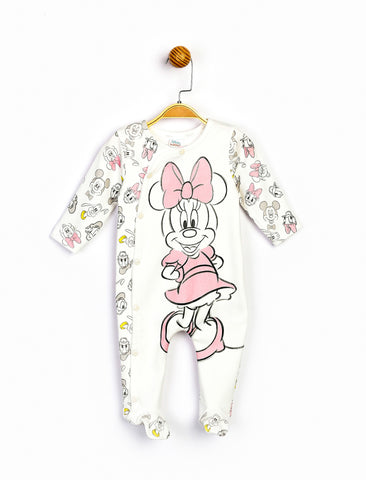 Minnie Mouse Baby Sleeper