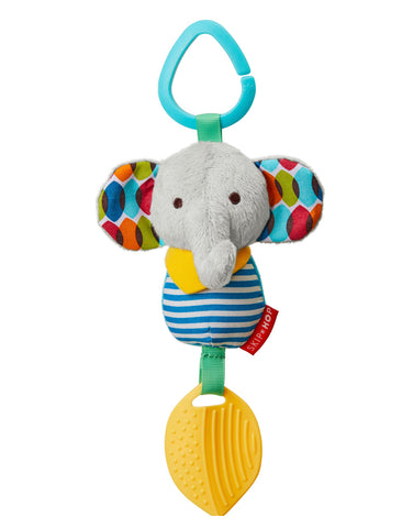 Skip Skip Hop Bandana Buddies Chime & Teethe Toy