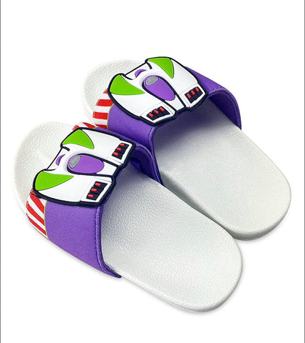 Buzz Lightyear Slides for Boys