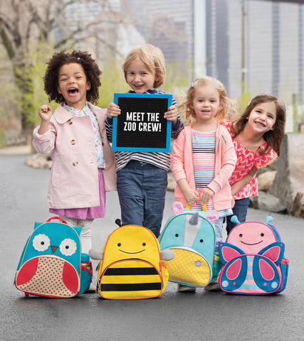 Skip Hop Little Kid Backpack - Bee