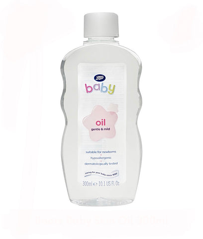 Boots Baby Skin Oil 300ml