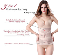 3 in 1 Postpartum Support - Recovery