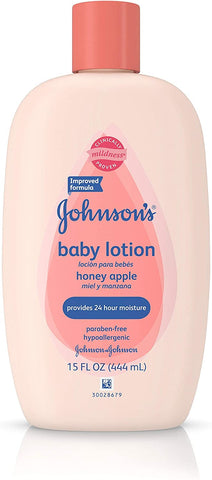 Johnson & Johnson, Baby Lotion - Honey Apple