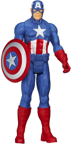 Captain America Talking Figure