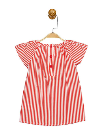 Baby Girl Disney Striped Dress