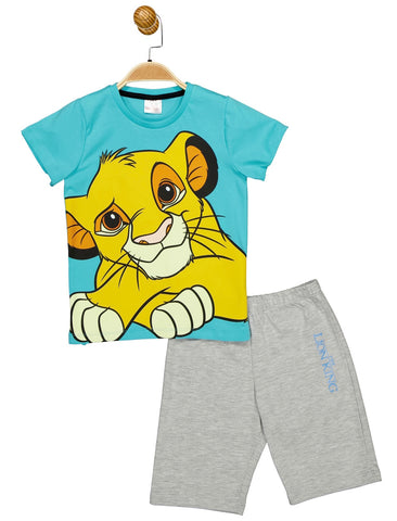 Disney's The Lion King Toddler Boy Simba Tee & Shorts Set