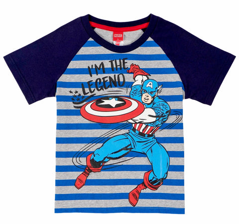 Captain America 'I'm the Legend' T-Shirt