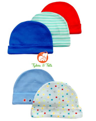 Luvable Friends Baby Hat - Blue