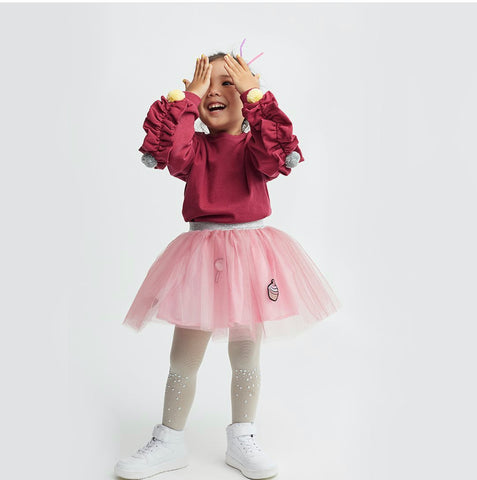 Lollipop Girls Tulle Skirt