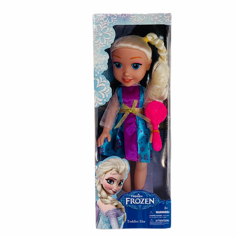 Disney Frozen 2 Elsa Travel Doll