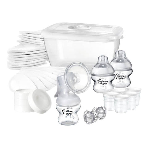 Tommee Tippee Breast Feeding Starter Set