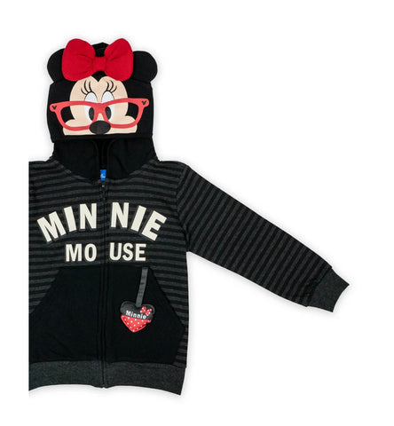 Minnie Mouse Hooded Sweat Shirt