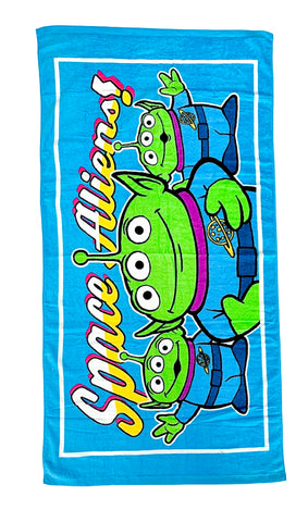 Toy Story 'Space Aliens' Terry Towel