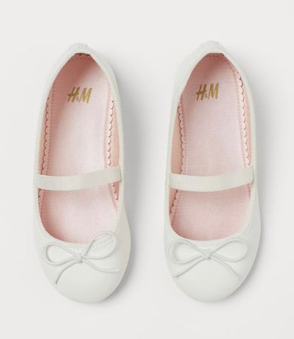 H&M Girls Flats