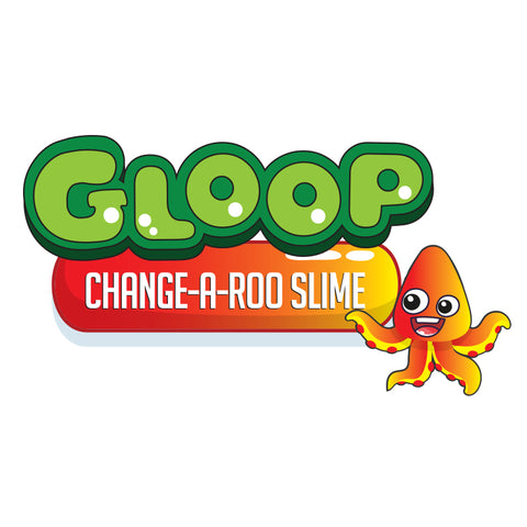 Gloop Change-a-roo Red-Yellow