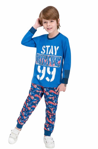 PJ PALS for Boys - Stay Brave