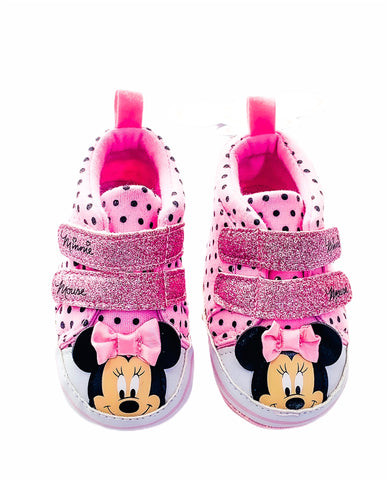 Minnie Mouse Hi-top Shoes