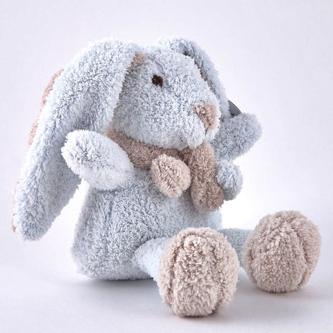 Blue Rabbit Towel Plushie