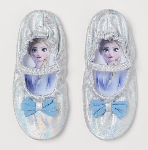 Elsa Shimmering Dance Shoes