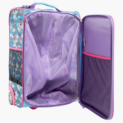 Minnie Mouse Unicorn Soft Side Rolling Luggage