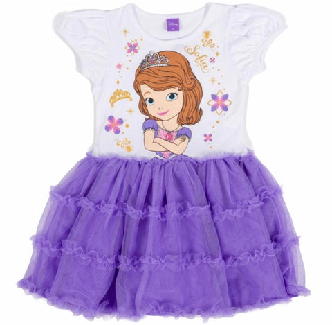 Sofia The 1st Tutu Dress