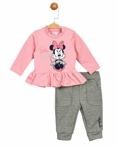 Minnie Mouse Baby Jogger& Tee