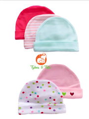 Luvable Friends Baby Hat - Pink