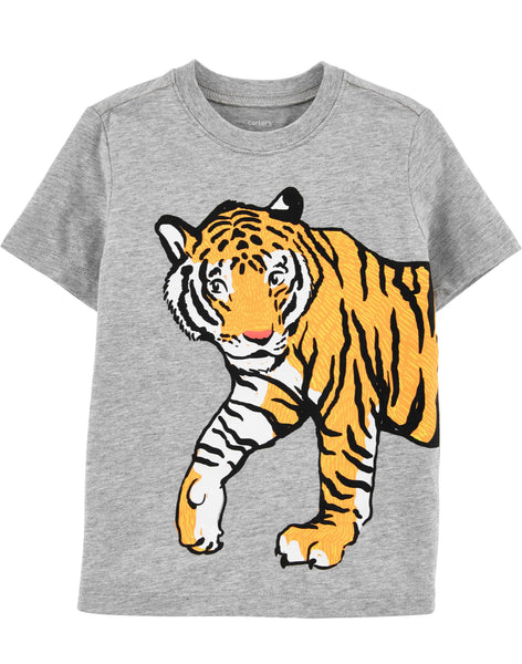 Carters Tiger Jersey Tee