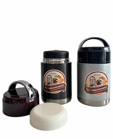 Gluck Vacuum Insulated Food Jar - 850ML