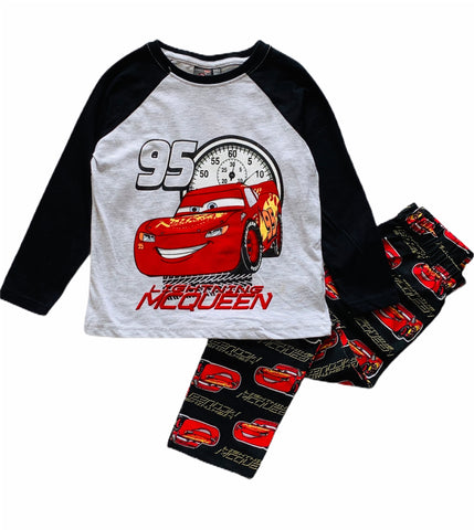 Lightening McQueen Boys Jammies